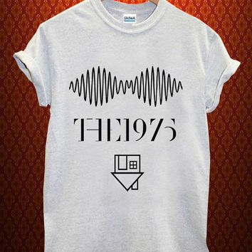 arctic monkey, the 1975,the nbhd Music tee Ash Grey t Shirt Men and Women T Shirt more size available