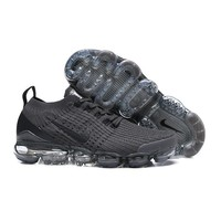Nike Air VaporMax 2019 Flyknit 3.0 Black Grey
