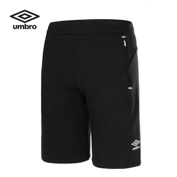 Umbro New Men Breathable Comfort Sportswear Shorts Exercise Tight Pants Football Training UCD63709