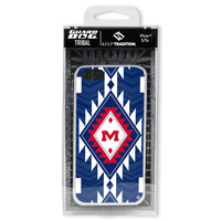 Ole Miss Rebels Paulson Designs Tribal Case for iPhone® 5/5s