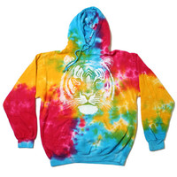 Jungle City Twitch Pullover Hoodie Sweatshirt (Select Size)