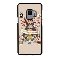 OVER THE GARDEN WALL Samsung Galaxy S3 S4 S5 S6 S7 S8 S9 Edge Plus Note 3 4 5 8 Case