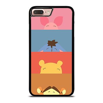 DISNEY WINNIE THE POOH AND FRIENDS iPhone 8 Plus Case Cover