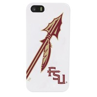 Florida State Seminoles - Case for iPhone 5 / 5s - White