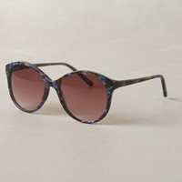 Blue Chip Sunglasses by Anthropologie Blue One Size Eyewear