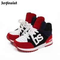 2018 children shoes boys and girls shoes students casual shoes children boots
