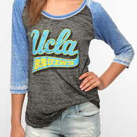 Burnout College Football Tee