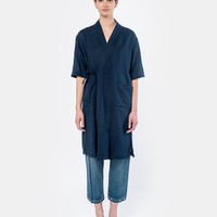 Jinbei Robe in Navy