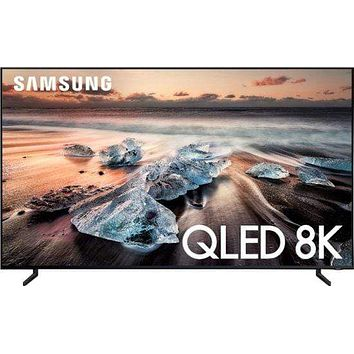 "Samsung - 82"" Class - LED - Q900 Series - 4320p - Smart - 8K UHD TV with HDR"