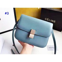 Celine sells shopping single-shoulder bag fashionable and casual color #3