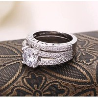 Hot Elegant Princess Rings