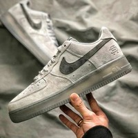 Nike Air Force 1 low Low help shoes and plate shoes