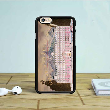 the grand budapest hotel iPhone 6 Case Dewantary