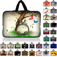 7 10 12 13 15 15.6 17 17.3 inch Cute Cat Laptop Sleeve Waterproof Shockproof Sleeve Pouch Bag Tablet Case Cover For Dell HP ASUS