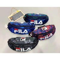 FILA Trending Women Stylish Purse Waist Bag Single-Shoulder Bag Crossbody