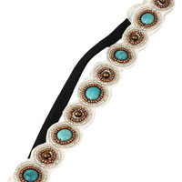 Heavenly Turquoise Headband