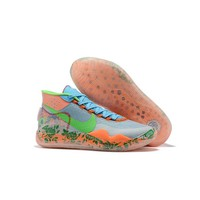 Nike KD 12 Kevin Durant XII Multi Floral Basketball Shoes - Best Deal Online
