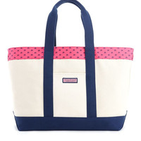 Vineyard Vines Whale and Crossbones Tote