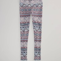 AE Ikat Legging   American Eagle Outfitters