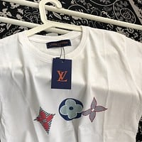 Louis Vuitton LV Multicolor Cotton T-shirt