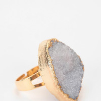 Urban Outfitters - Abigail's Vision Crystal Ring
