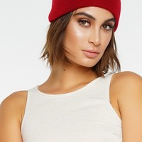 Essential Beanie - Red