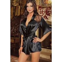 Fashion Women Love Sexy Hot Underwear Lace Babydoll Lingerie Sleepwear Open Bra Crotch = 4662138180