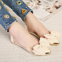 Pointed Toe Flats for Women