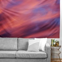 Shannon Clark Painted Sunset Tapestry