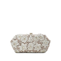 Santi Clutch in White