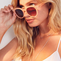 Surfside Round Sunglasses | Urban Outfitters