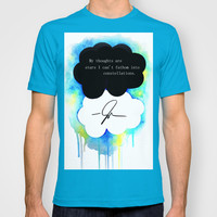 The Fault in Our Stars T-shirt by Awful Artist