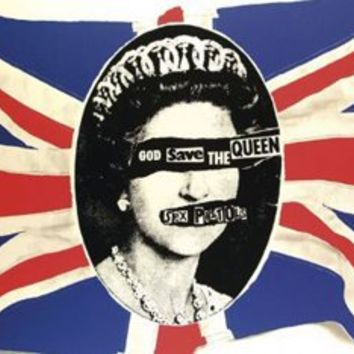 Sex Pistols - God Save the Queen Poster - Offical Band Merch - Buy Online at Grindstore.com