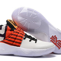 2016 Kyrie Irving Men Basketball Shoes Kyrie 2 Basketball Shoes original Quality Kyrie irving 2 Tie Dye All-Star Sports Sneakers Size 7-12