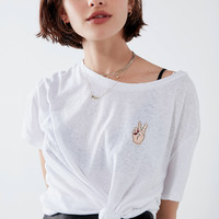 Private Party Peace Tee | Urban Outfitters