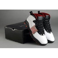 Air Jordan 10 Retro Aj10 White/black/red Men Basketball Shoes Size Us 7 12 | Best Deal Online