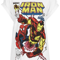 Iron Man Tee - New In This Week - New In - Topshop