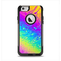 The Neon Color Fushion V2 Apple iPhone 6 Otterbox Commuter Case Skin Set
