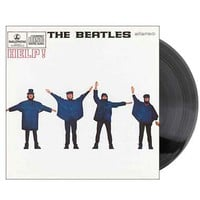 The Beatles Help Vinyl at Urban Outfitters