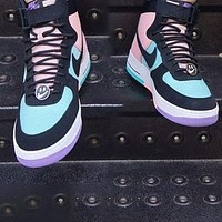 Nike Air Force Af1 Fashion Women Men High Help Sport Shoes Sneakers