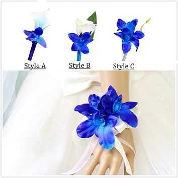 Pick style-Boutonniere or Corsage