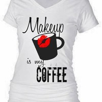 MAKEUP IS MY COFFEE