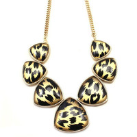 Animal Pattern Necklace
