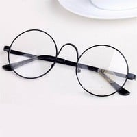 Glasses Frames Round Spectacle For Harry Potter Glasses With Clear Glass Women Men Myopia Optical Transparent Glasses