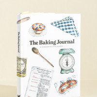 The Baking Journal: A Scrapbook for Bakers | Mod Retro Vintage Books | ModCloth.com