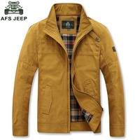 Free shipping brand quality plus size M-4XL men clothing spring and autumn outwear jacket coat men 135hfx