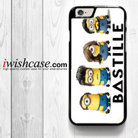 Bastille Lyric Pompeii for iPhone 4 4S 5 5S 5C 6 6 Plus , iPod Touch 4 5  , Samsung Galaxy S3 S4 S5 S6 S6 Edge Note 3 Note 4 , and HTC One X M7 M8 Case