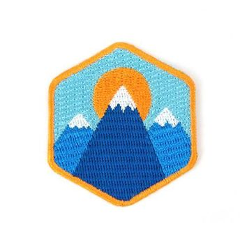 Three Mountains Patch