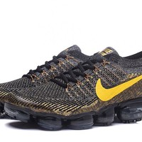 """Nike Air VaporMax"" Men Sport Casual Fly Knit Air Cushion Sneakers Running Shoes"