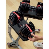 Bowflex SelectTech 552 Adjustable Dumbbell Set | Academy